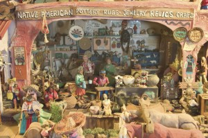 Western Town Trading Post